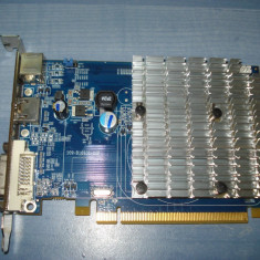 Placa video Ati radeon HD 2400 PRO PCI-E DVI HDMI 256MB DDR2 - Placa video PC ATI Technologies, PCI Express