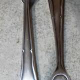 Cleste pentru zahar - placat cu argint - marcat