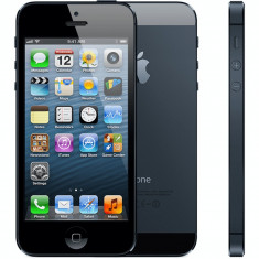 iPhone 5 Apple, Negru, 16GB, Orange
