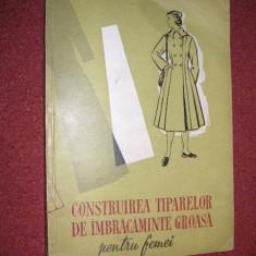 CONSTRUIREA TIPARELOR DE IMBRACAMINTE GROASA PENTRU FEMEI - COORD, COAUTOR: WALDNER HERMAN - Carte design vestimentar