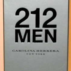 Carolina Herrera 212 Men EDT MADE IN SPAIN - Parfum barbati, Apa de toaleta, 100 ml