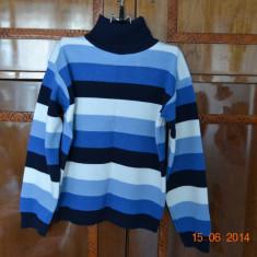 Pulover in dungi, Culoare: Albastru, Baieti