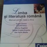Manual Limba si Literatura Romana -clasa aXI-a