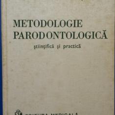 METODOLOGIE PARODONTOLOGICA - Grigore Osipov-Sinesti