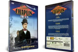 Chaplin The A.M. - 1916 The Pawnshop - 1916 His New Job - 1915, DVD, Altele