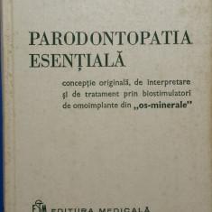 PARODONTOPATIA ESENTIALA - Grigore Osipov-Sinesti