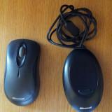 Microsoft Standard Wireless Optical Mouse 1000 -Black