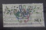 Timbru Germania - 1987  -
