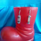 Cercei din Agate - handmade