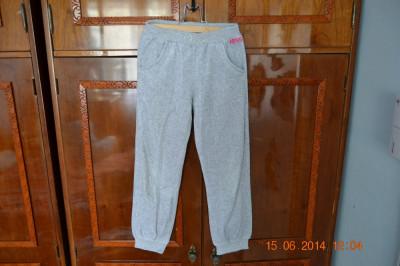 Pantaloni de trening gri Miss foto