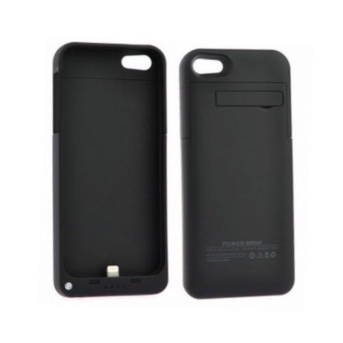 Baterie-Husa Externa pentru iPhone 5 / 5s 2200mAh foto mare