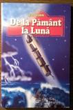 Carte - Jules Verne - De la Pamant la Luna