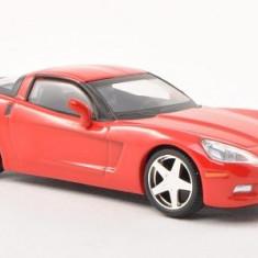 950.Macheta Chevrolet Corvette Z51 Coupe scara 1:43 - Macheta auto
