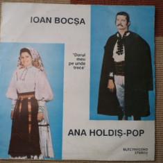 Ioan bocsa ana holdis pop dorul meu pe unde trece muzica romaneasca Muzica Populara electrecord ardeal folclor lp vinyl, VINIL