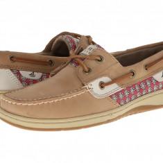 Pantofi sport femei Sperry Top-Sider Bluefish 2-Eye | ORIGINALI 100% | Livrare cca 10 zile lucratoare | Aducem pe comanda orice produs din SUA - Espadrile dama
