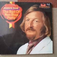 James last Best Of Non Stop Party disc dublu vinyl 2 lp Muzica Pop Polydor disco vest, VINIL
