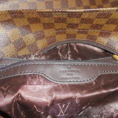 Vand geanta Louis Vuitton originala - Geanta Dama Louis Vuitton, Din imagine, Piele, Mare