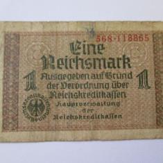 1 REICHSMARK 1940 GERMANIA NAZISTA WW II