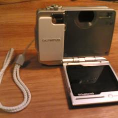 Camera foto olympus ir-500 - Aparat Foto compact Olympus, Sub 5 Mpx, 3x