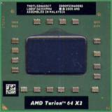 PROCESOR AMD Turion 64 X2 Mobile technology TL-52 - TMDTL52HAX5CT Socket S1, 1.6 Ghz, 1500- 2000 MHz