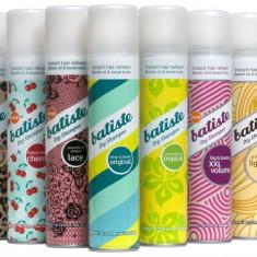 Sampon uscat BATISTE Dry Shampoo, NOU - Balsam