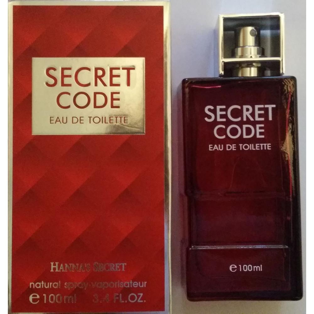 Parfum Secret Code 100 ml- Hannas Secret   Okazii.ro
