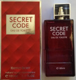 Parfum Secret Code 100 ml- Hanna's Secret