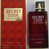 Parfum Secret Code 100 ml- Hanna's Secret