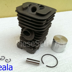 Kit Cilindru Set motor COMPLET compatibil Drujba Husqvarna - Husvarna 136 - 38mm