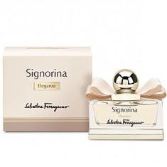 Salvatore Ferragamo Signorina Eleganza EDP 50 ml pentru femei - Parfum femeie Salvatore Ferragamo, Apa de parfum, Chypre