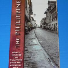 HARTA NOUA TURISTICA FILIPINE SI OBIECTIVE PATRIMONIU MONDIAL 2008 (00668