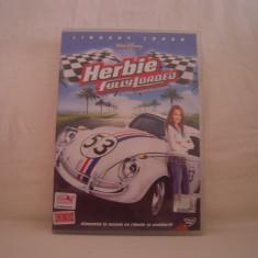 Vand DVD original-Herbie Fully Loaded-Masina Buclucasa! - Film comedie Altele, Romana