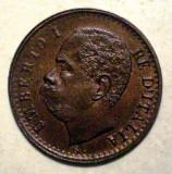 E.394 ITALIA UMBERTO I 1 CENTESIMO 1899 R XF, Europa
