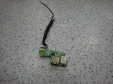 modul USB + MUFA DC laptop HP COMPAQ PRESARIO V6000