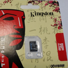 Card Micro SD 4 GB memorie Kingston
