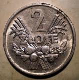 B.118 POLONIA 2 ZLOTE ZLOTI 1974 XF, Europa