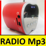 MINI Boxa portabila MP3 PLAYER RADIO
