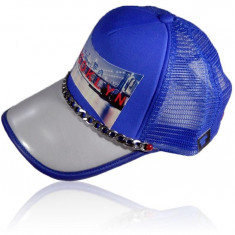 "Sapca Trucker BROOKLYN ""Fashion Caps Romania"" - Sapca Barbati, Marime: Marime universala, Culoare: Din imagine"