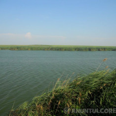 Vand BALTA de pescuit plus un ha arabil - Nade Pescuit