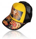 "Sapca Trucker DREAMY GIRL  ""Fashion Caps Romania"", Marime universala"