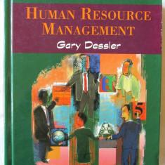 """HUMAN RESOURCE MANAGEMENT"", Ed. VII, Gary Dessler, 1997. Carte noua"