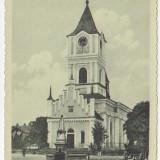 Falticeni (Suceava),Biserica catedrala Adormirea,necirculata, 1916