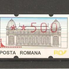 Timbru de automat 500 L-79