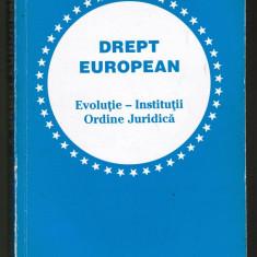 Drept European de Roxana Munteanu