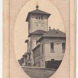 Turnu Severin,Baile Comunale,necirculata, in relief,antebelica