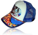 "Sapca Trucker HONEY BUNNY  ""Fashion Caps Romania"", Marime universala, Din imagine"