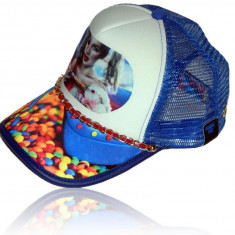 "Sapca Trucker HONEY BUNNY ""Fashion Caps Romania"" - Sapca Barbati, Marime: Marime universala, Culoare: Din imagine"