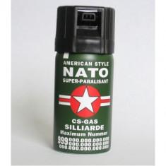 Spray autoaparare paralizant Nato - Spray paralizant