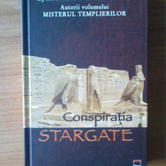 k4 Conspiratia Stargate - Lynn Picknett, Clive Prince (coperti cartonate, noua)