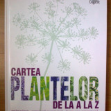 W Cartea plantelor de la A la Z - Gradinarit. Reader's Digest